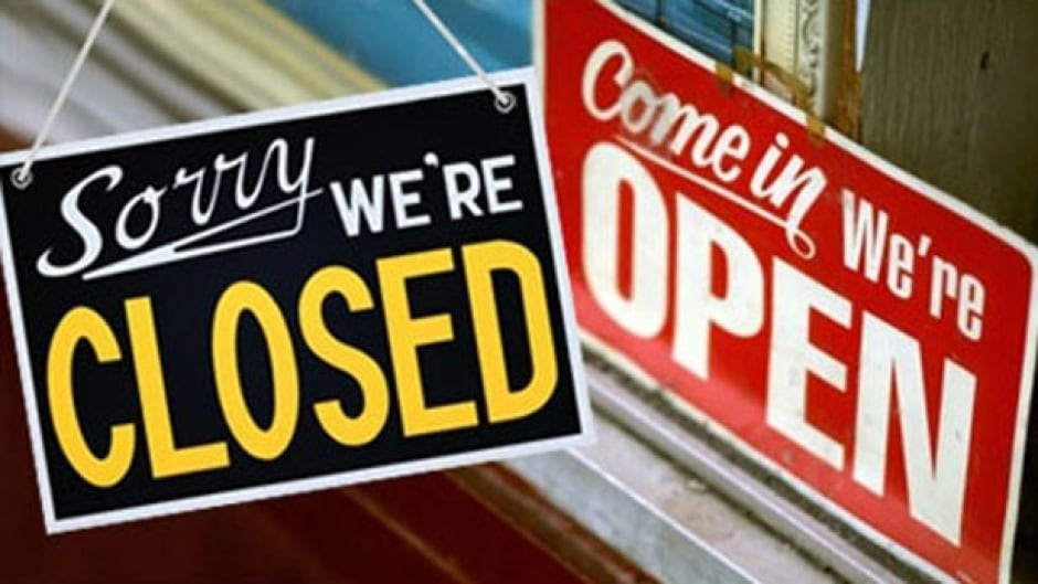 HOSPITALITY BUSINESSES, TO OPEN, OR NOT TO OPEN?
